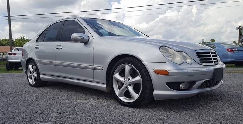 2005 Mercedes Benz C Class For Sale At Real Deals Of Florence, LLC