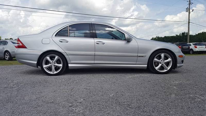 2005 Mercedes-Benz C-Class for sale at Real Deals of Florence, LLC in Effingham SC