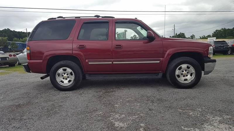 2005 Chevrolet Tahoe for sale at Real Deals of Florence, LLC in Effingham SC
