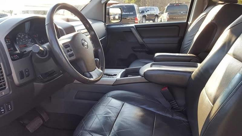 2005 Nissan Armada for sale at Real Deals of Florence, LLC in Effingham SC