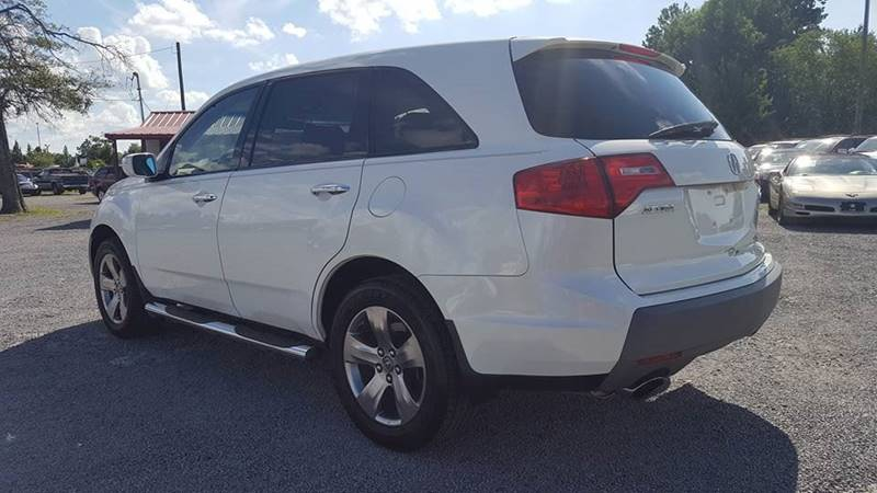 2007 Acura MDX for sale at Real Deals of Florence, LLC in Effingham SC