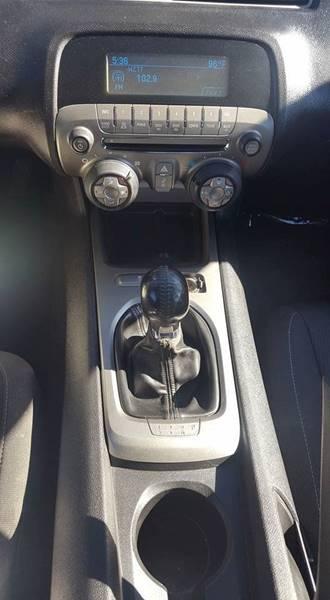 2010 Chevrolet Camaro for sale at Real Deals of Florence, LLC in Effingham SC