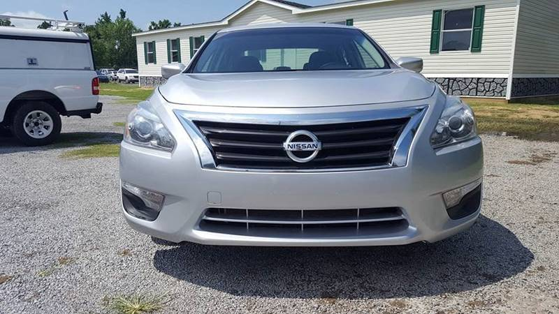 2014 Nissan Altima for sale at Real Deals of Florence, LLC in Effingham SC