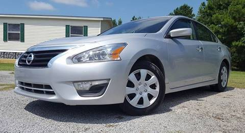 2014 Nissan Altima for sale in Effingham, SC