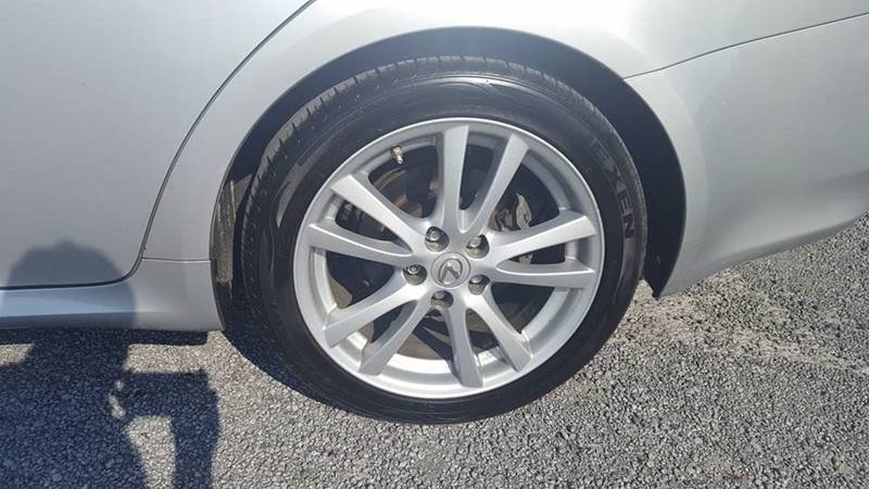 2007 Lexus IS 250 for sale at Real Deals of Florence, LLC in Effingham SC