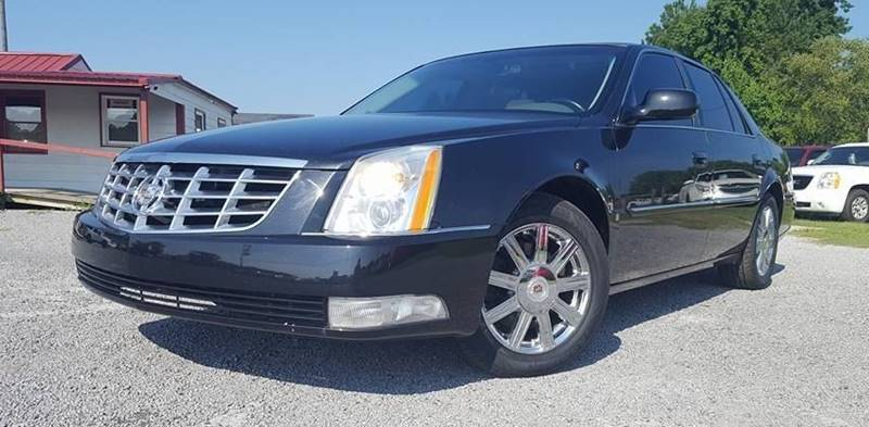 2008 Cadillac DTS for sale at Real Deals of Florence, LLC in Effingham SC