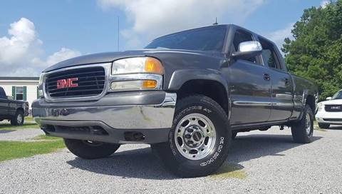 2002 GMC Sierra 1500HD for sale at Real Deals of Florence, LLC in Effingham SC