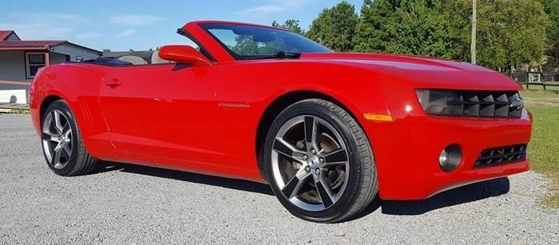 2013 Chevrolet Camaro for sale at Real Deals of Florence, LLC in Effingham SC