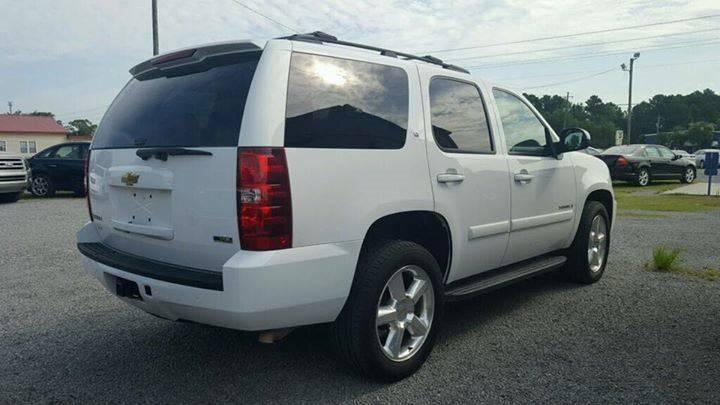 2007 Chevrolet Tahoe for sale at Real Deals of Florence, LLC in Effingham SC