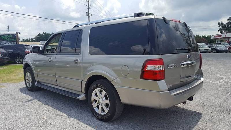 2008 Ford Expedition EL for sale at Real Deals of Florence, LLC in Effingham SC