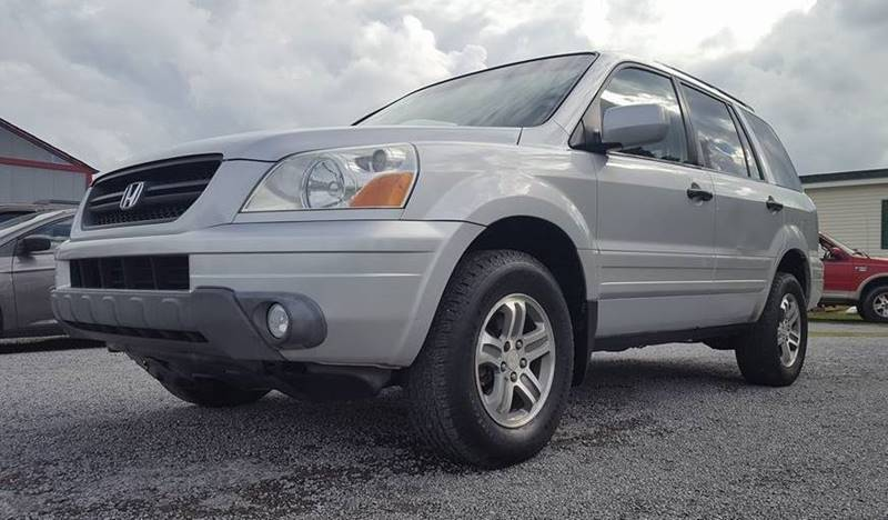 2004 Honda Pilot for sale at Real Deals of Florence, LLC in Effingham SC