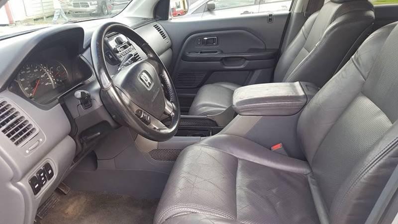 2004 Honda Pilot for sale at Real Deals of Florence, LLC in Effingham SC