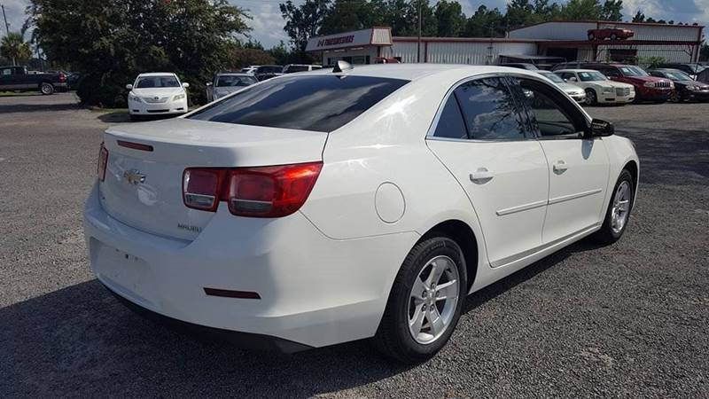 2013 Chevrolet Malibu for sale at Real Deals of Florence, LLC in Effingham SC