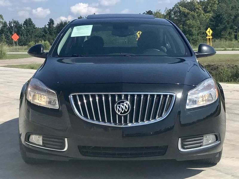 2011 Buick Regal for sale at Real Deals of Florence, LLC in Effingham SC