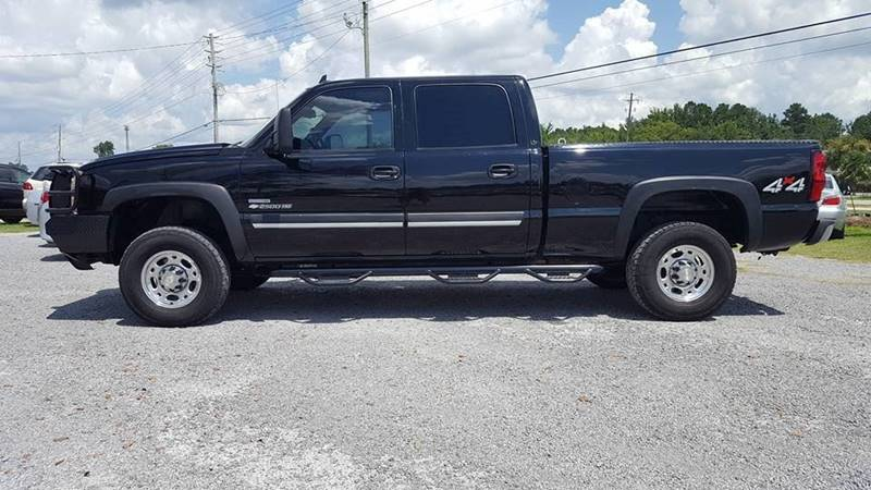 2007 Chevrolet Silverado 2500HD Classic for sale at Real Deals of Florence, LLC in Effingham SC