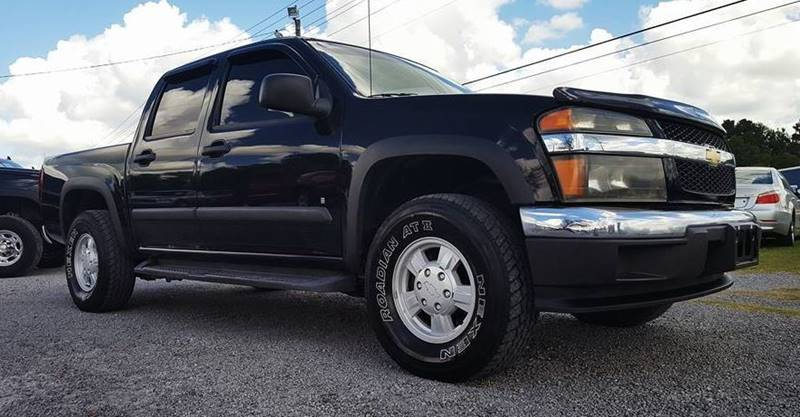 2006 Chevrolet Colorado for sale at Real Deals of Florence, LLC in Effingham SC