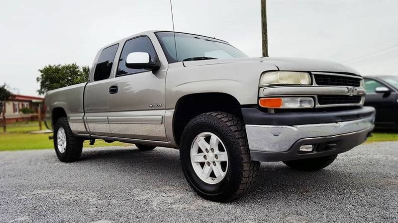 2002 Chevrolet Silverado 1500 for sale at Real Deals of Florence, LLC in Effingham SC