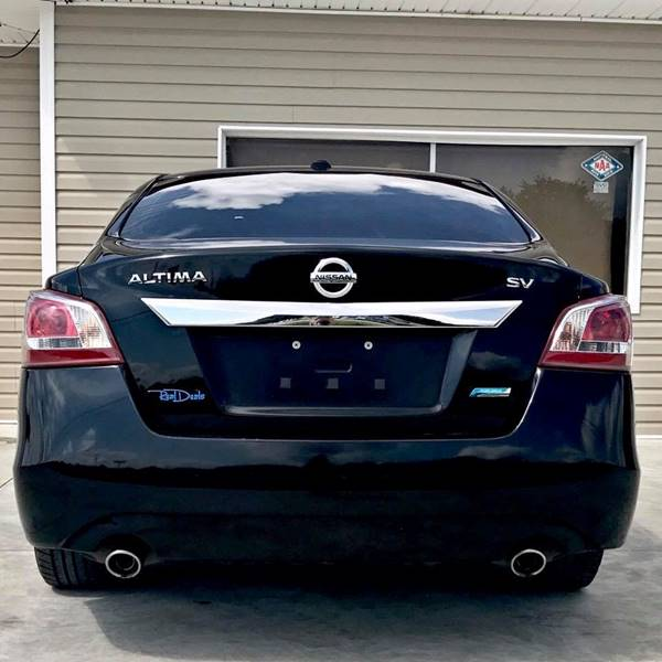 2013 Nissan Altima for sale at Real Deals of Florence, LLC in Effingham SC