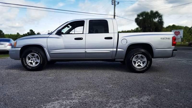 2006 Dodge Dakota for sale at Real Deals of Florence, LLC in Effingham SC