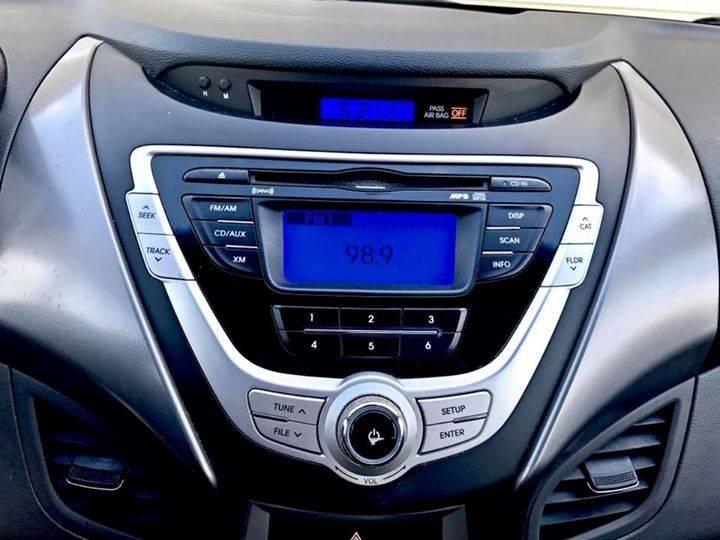 2012 Hyundai Elantra for sale at Real Deals of Florence, LLC in Effingham SC