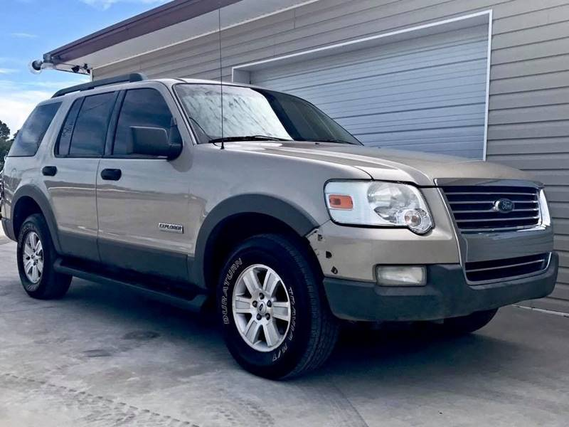 2006 Ford Explorer for sale at Real Deals of Florence, LLC in Effingham SC