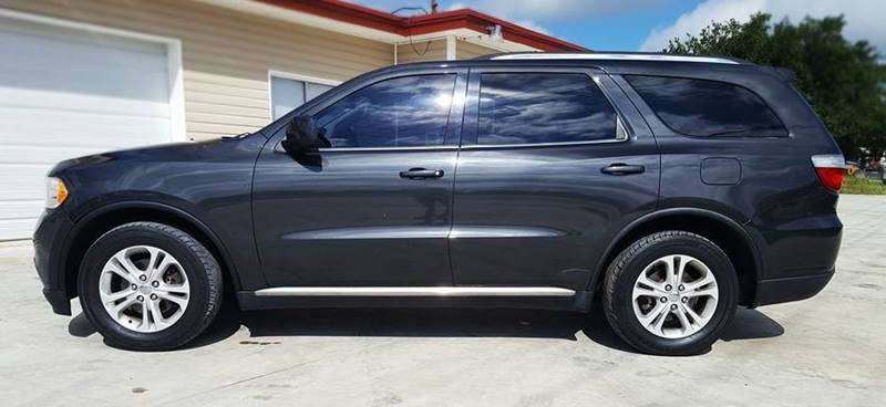 2011 Dodge Durango for sale at Real Deals of Florence, LLC in Effingham SC