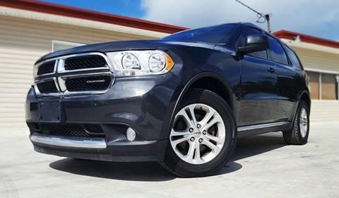 2011 Dodge Durango for sale at Real Deals of Florence, LLC in Effingham SC
