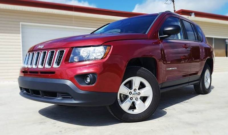 2014 Jeep Compass for sale at Real Deals of Florence, LLC in Effingham SC