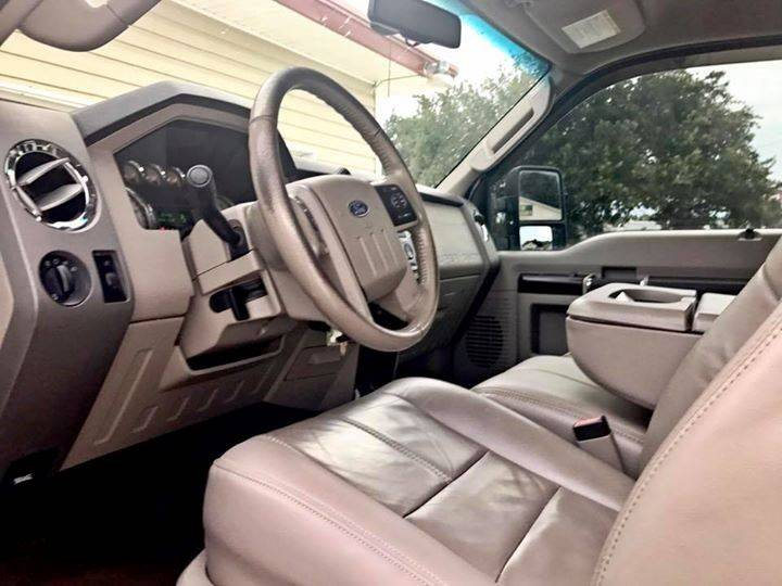 2008 Ford F-250 Super Duty for sale at Real Deals of Florence, LLC in Effingham SC