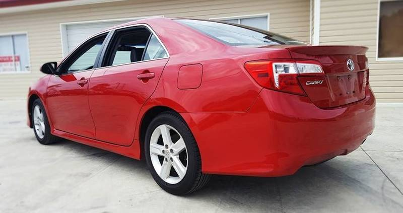 2012 Toyota Camry for sale at Real Deals of Florence, LLC in Effingham SC