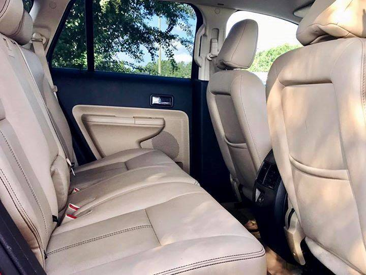 2008 Ford Edge for sale at Real Deals of Florence, LLC in Effingham SC