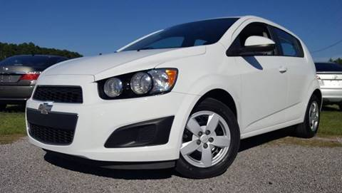 2013 Chevrolet Sonic for sale at Real Deals of Florence, LLC in Effingham SC