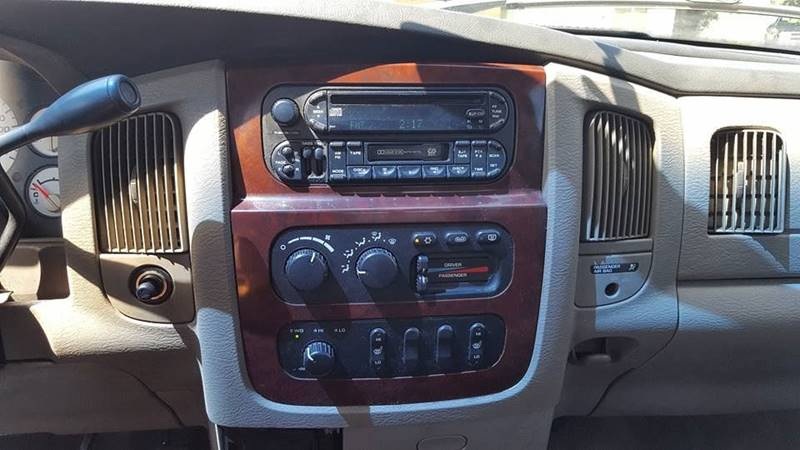 2002 Dodge Ram Pickup 1500 for sale at Real Deals of Florence, LLC in Effingham SC