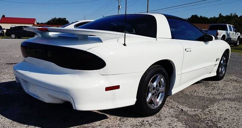 1999 Pontiac Firebird for sale at Real Deals of Florence, LLC in Effingham SC
