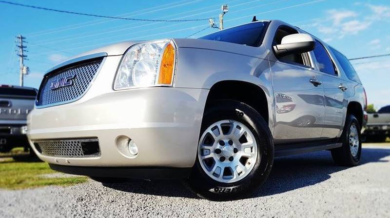 2007 GMC Yukon for sale at Real Deals of Florence, LLC in Effingham SC