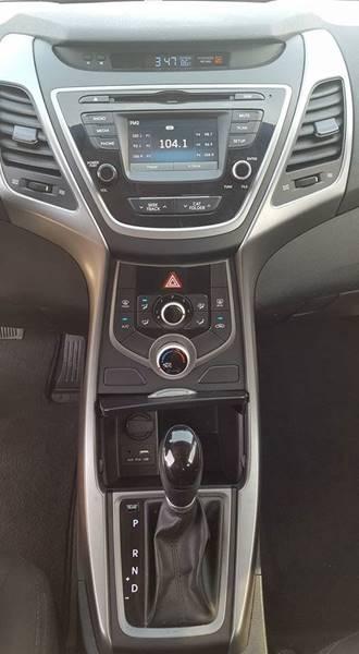 2015 Hyundai Elantra for sale at Real Deals of Florence, LLC in Effingham SC