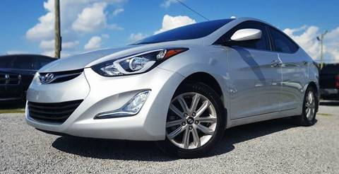 2015 Hyundai Elantra for sale at Real Deals of Florence, LLC in Effingham SC