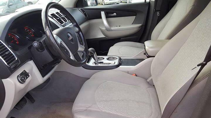 2008 GMC Acadia for sale at Real Deals of Florence, LLC in Effingham SC