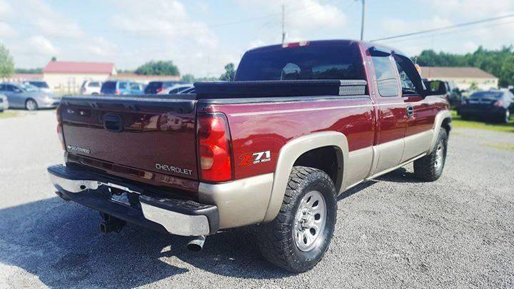 2003 Chevrolet Silverado 1500 for sale at Real Deals of Florence, LLC in Effingham SC