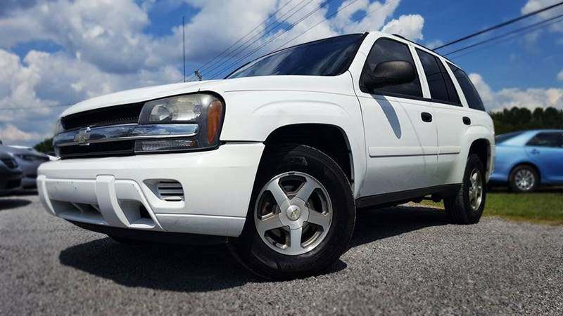 2006 Chevrolet TrailBlazer for sale at Real Deals of Florence, LLC in Effingham SC