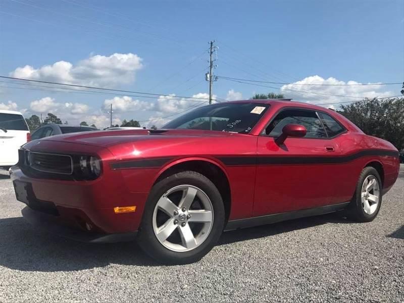 2010 Dodge Challenger for sale at Real Deals of Florence, LLC in Effingham SC