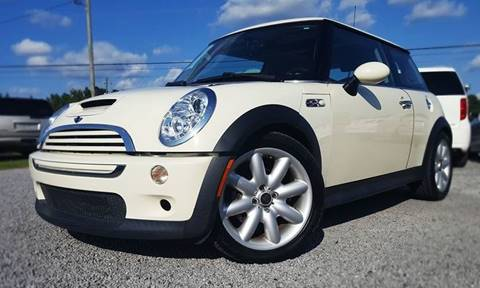 2005 MINI Cooper for sale at Real Deals of Florence, LLC in Effingham SC