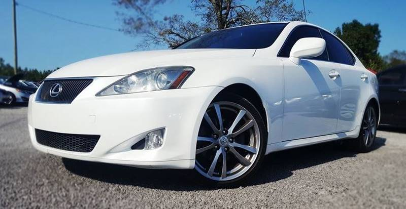 2008 Lexus IS 250 for sale at Real Deals of Florence, LLC in Effingham SC
