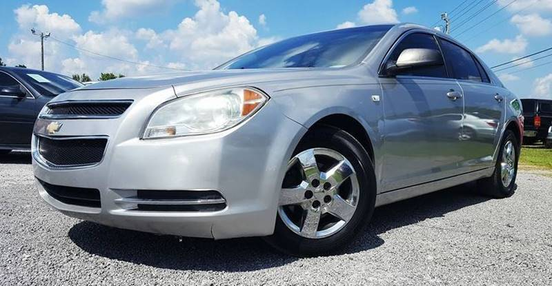 2008 Chevrolet Malibu for sale at Real Deals of Florence, LLC in Effingham SC