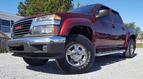 2007 GMC Canyon for sale in Effingham, SC