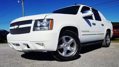 2007 Chevrolet Avalanche for sale in Effingham, SC
