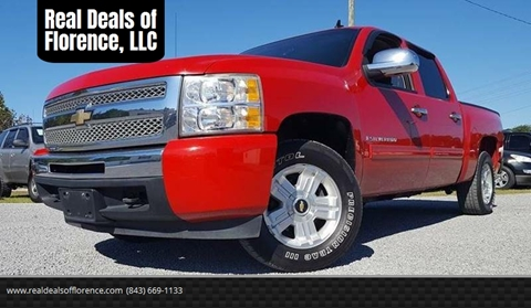2009 Chevrolet Silverado 1500 for sale in Effingham, SC