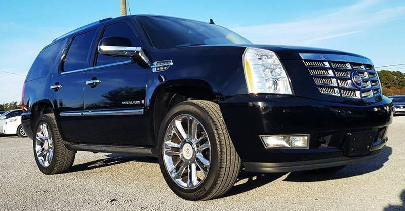 2009 Cadillac Escalade In Effingham Sc Real Deals Of Florence Llc