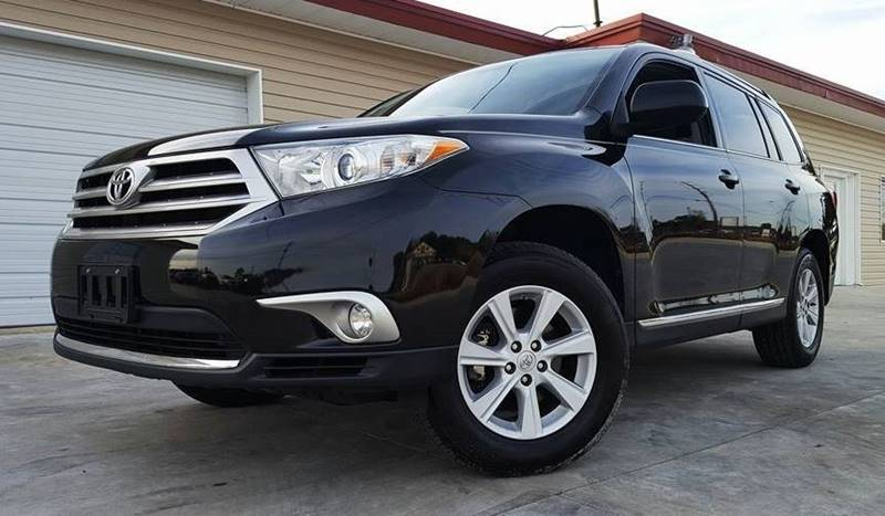 2013 Toyota Highlander For Sale >> 2013 Toyota Highlander Se In Effingham Sc Real Deals Of Florence Llc
