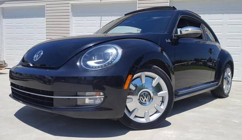 2013 Volkswagen Beetle Turbo Pzev Fender Edition In Effingham Sc